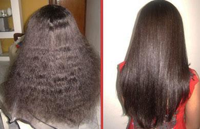 Durante a gravidez o cabelo retira-se que fazer