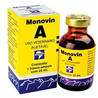 Monovin-A como usar
