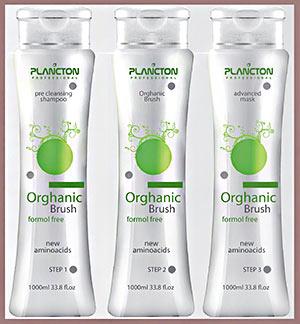 Kit escova organica plancton onde comprar