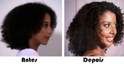 Relaxamento capilar para cabelo crespo e afro