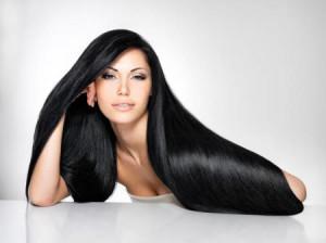 alisamento natural para cabelo